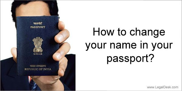 "Steps to change name on passport after marriage- Just follow the simple steps given below to change name on passport after marriage:   Step 1: Get Registered on the Passport Seva Kendra website   	Log on to the official website and click on ""New User? Register Now"" box on the left side of the   #change name on passport"