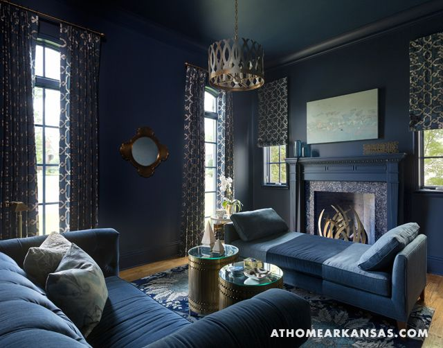 Room For Everyone: A Beautiful Home By Harper Howey Interiors Featuring  Julie Neill Lighting