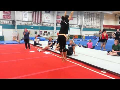 how to become a level 7 gymnast