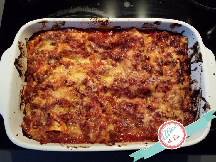 Ik ben gek op Italiaans eten en dan vooral op pasta's. Daar hoort lasagne natuurlijk ook bij. De eerste keer dat ik lasagne at weet ik nog goed, dat was toen ik op kamers woonde in Breda en bij hoog...