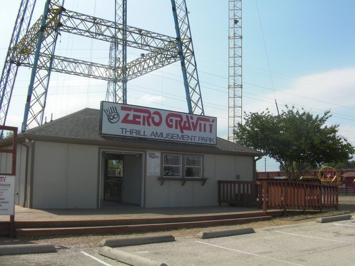 There are plenty of thrill rides to choose from at Zero Gravity in Dallas.