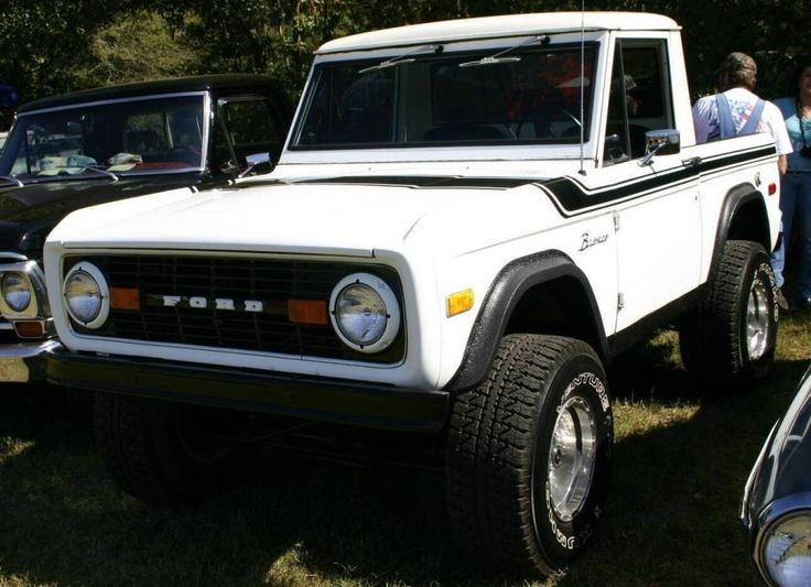 ford bronco - Bing Images