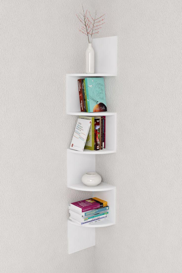 Oltre 25 fantastiche idee su mensole da bagno su pinterest - Mensole bagno plexiglass ...