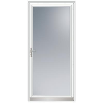 Andersen - 34 In. Width, 3000 Series Fullview, White Door, Nickel Hardware - 21088 - Home Depot Canada