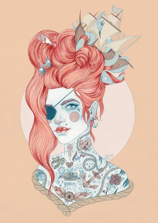 Liz Clements illustrations