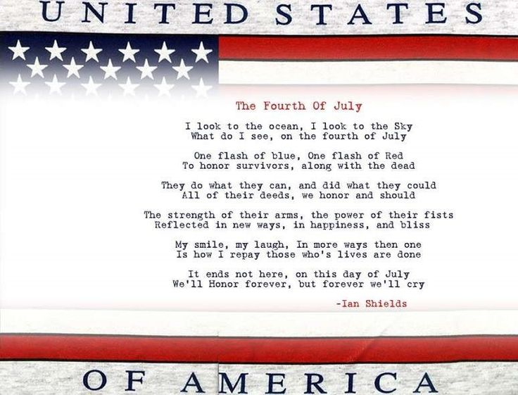 Short Essay, Speech & Poems on #4thofJuly #American #USA for School Students #IndependenceDay