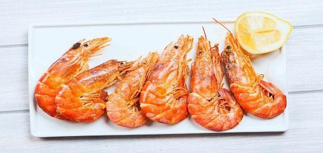 كيفية طبخ الروبيان How To Cook Shrimp Cooking Shrimp