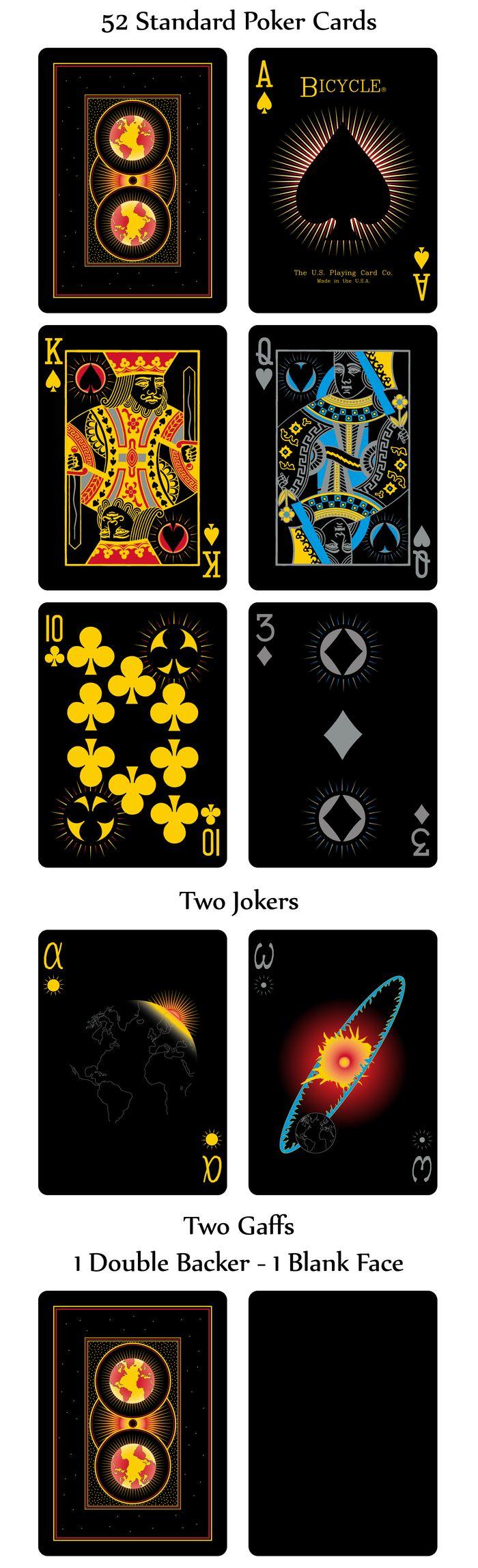 'Eclipse' Playing Card Deck by Caleb Gates — Kickstarter
