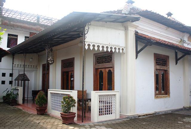 Batik showroom @ Kauman Village