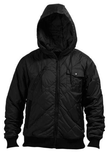 Burton Lodge Jacket True Black Mens   eBay $58.95 warm looking jacket to ware under hoodie