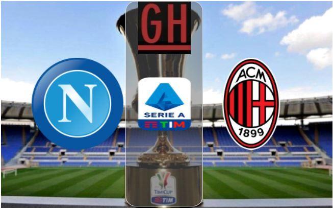 Napoli Vs Ac Milan Serie A Video Highlights Ac Milan Napoli Soccer Highlights Videos