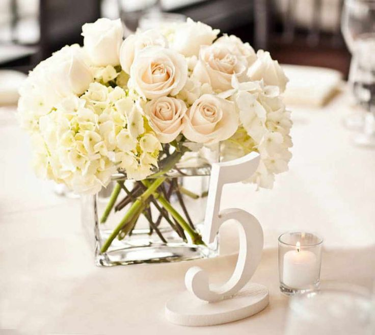 WOW! We love these gorgeous wedding table number ideas from ZCreateDesign. You can choose your font, your color and your base style to create a truly unique table number for your reception table. Take a look! Click the image to enlarge or pin your favorite design.