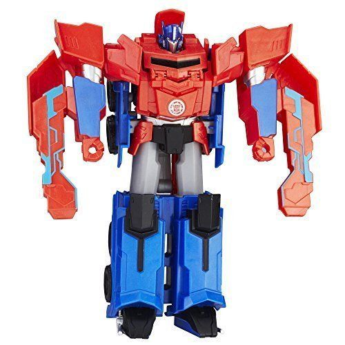 Transformers Optimus Prime Robot Truck Birthday Gift Action Figure Toy Boys NEW #Transformers