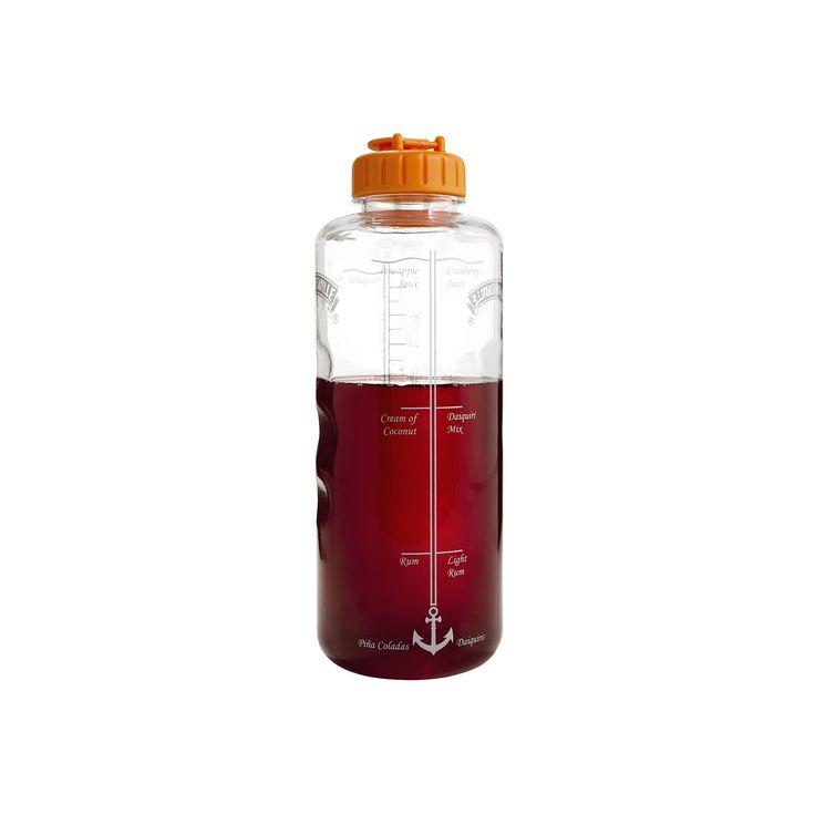 Margaritaville Drink Mixer Bottle, Multicolor