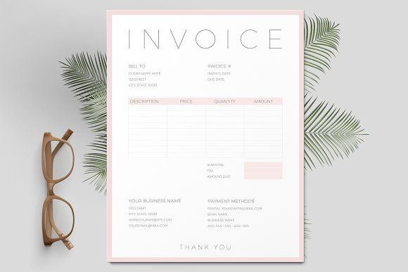 Invoice Template Order Form Invoice Template Stationery Templates Order Form