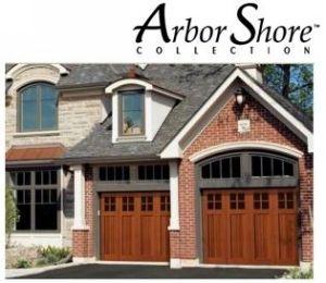 ArborShore™ Collection Wood Garage Doors – Raynor Garage Doors ...