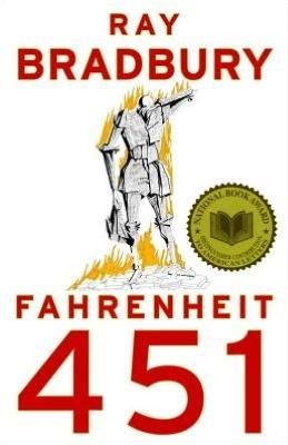 Entering Seventh Grade, Book of Choice option: Fahrenheit 451 by Ray Bradbury. Williston Northampton School, Middle School English Department