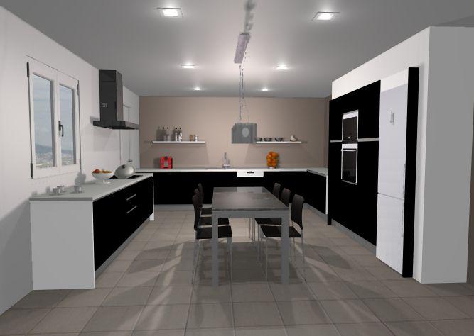 24 best images about modelo tah n on pinterest - Modelo de cocinas ...