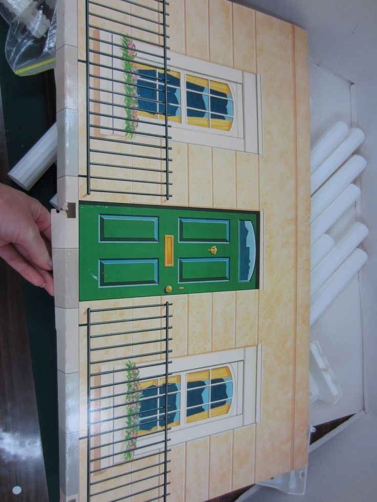 barbie 3 story townhouse town house with elevator original box complete exc mattel