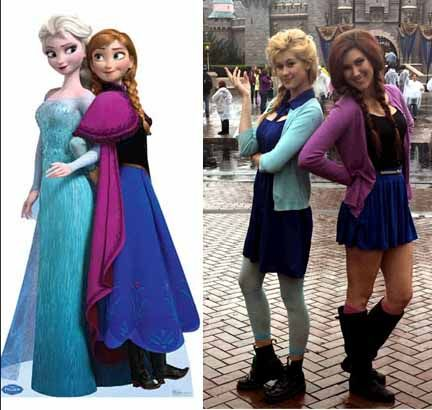 this is so cute i want to do this with my best friend halloween - Cute Bff Halloween Costumes