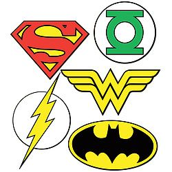 From the classic DC Comics series!
