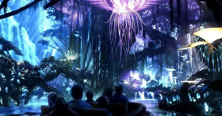 #world #news  Disney offers a deeper look into new 'Avatar' theme park
