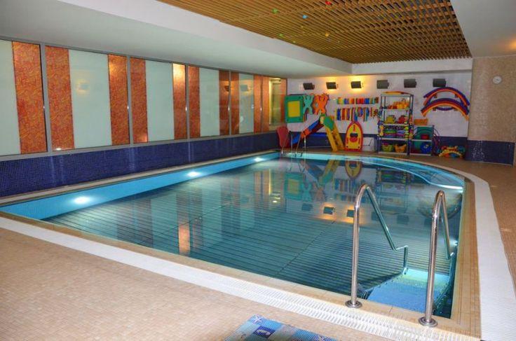 Bazén v hotelu Juliš