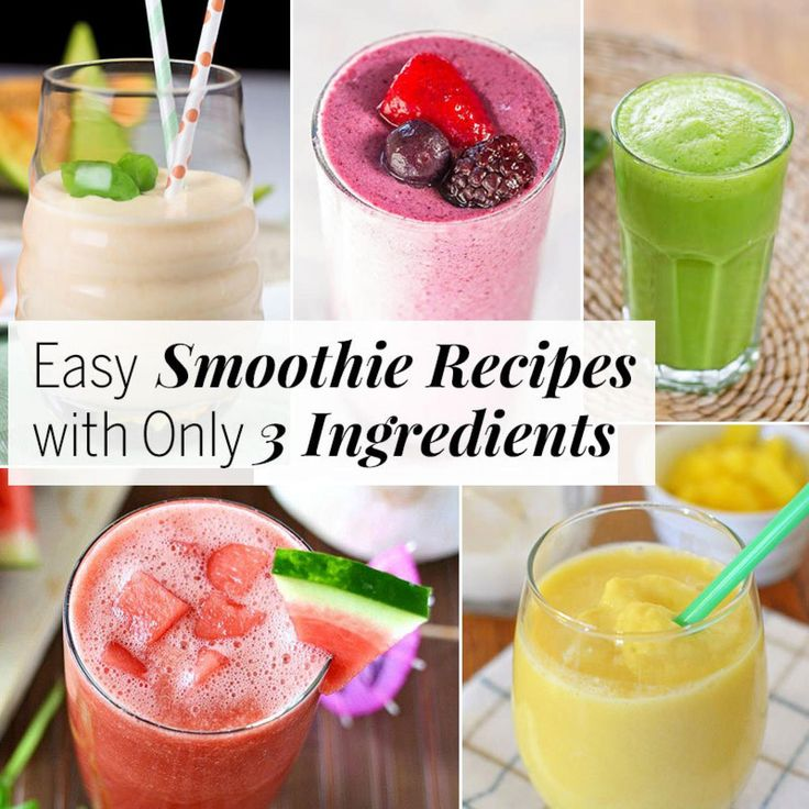 ... about Smoothies on Pinterest | Smoothie, Bananas and Smoothie recipes