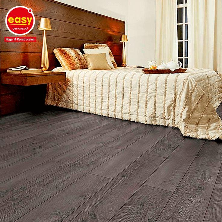 El piso es el atractivo de cada una de tus habitaciones. FeriaDePisosyParedes #Pisos #Easy # Feria #Paredes #Deco #Flot #laminado #importado