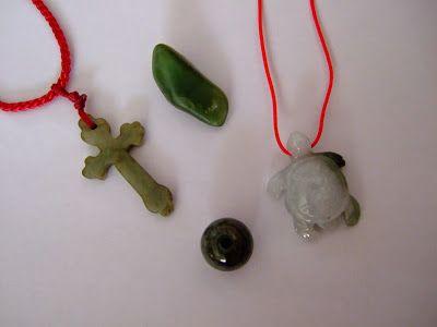 Jade, Cruz de Jade, Tortuga de Jade