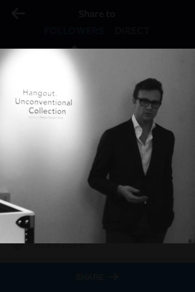 Our President Alessandro Interview at Hangout