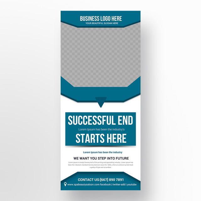 عمل رول اب Rollup Banner Design Standee Design Banner Template Design