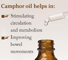 Camphor Oil Uses