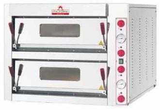 Elektrická pizza pec T2A/I - komplet nerez