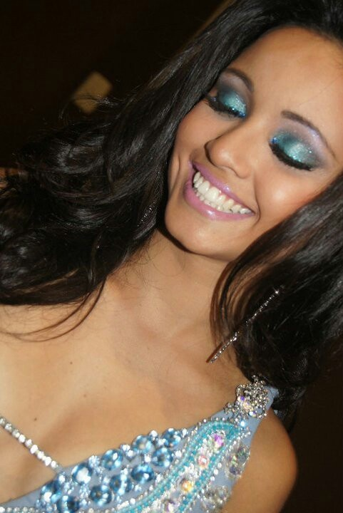 Make up for carnival party  by Diniz
