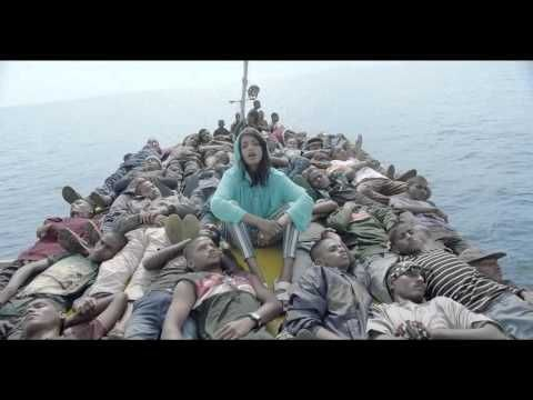 M.I.A. - Borders (Official music video) - Refugee crisis, immigration pushback, borders, fences, racial profiling, human rights violations, lives ended or put on hold... This is the system.