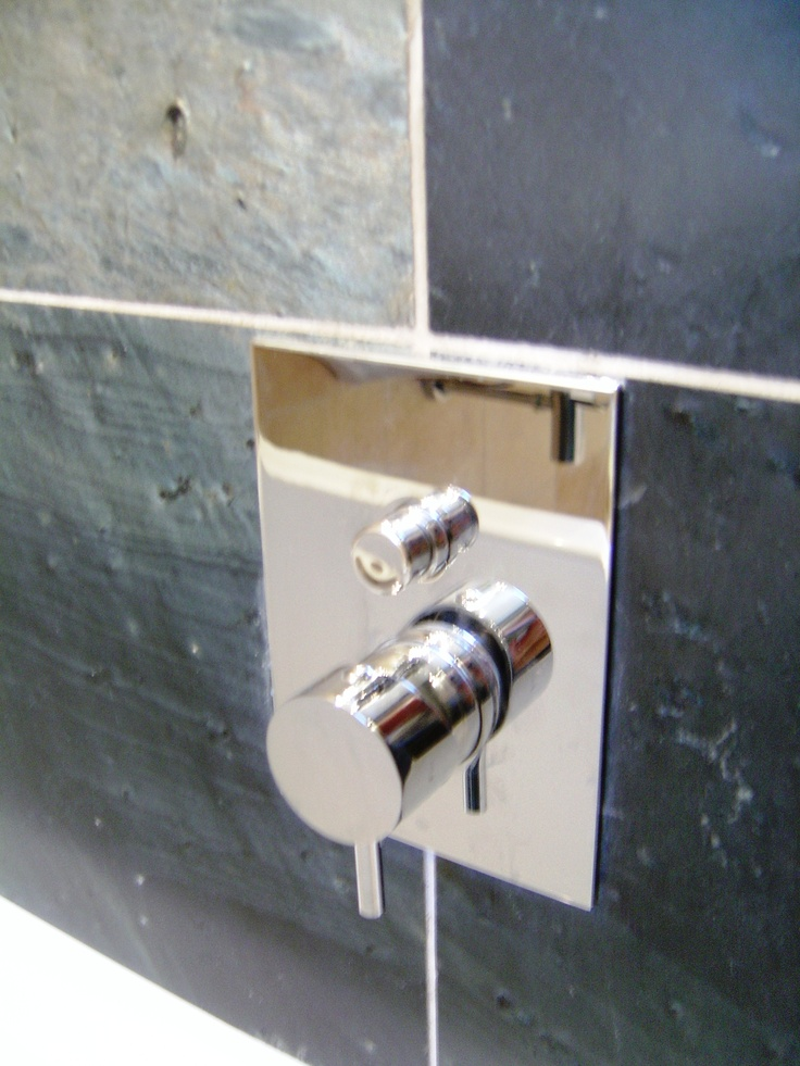 ... and the shower controls?!