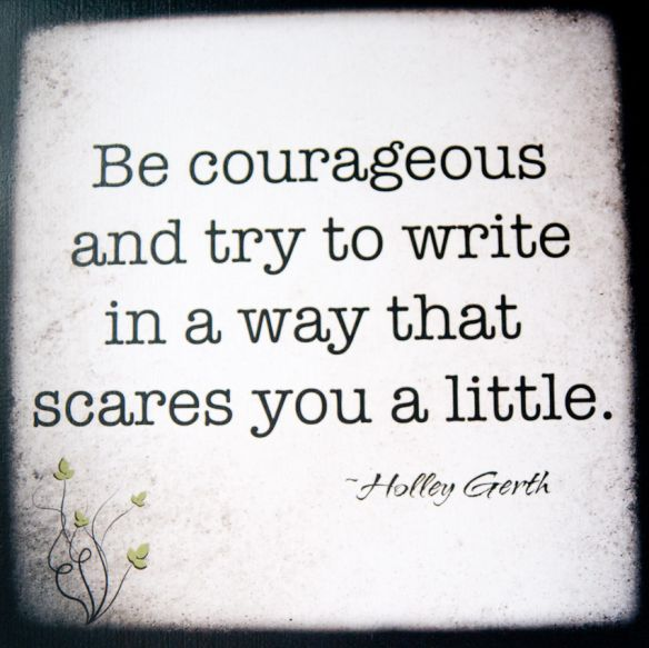Quotes for Writers - writewhatscaresyou