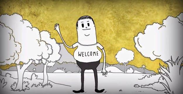 H πορεία του ανθρώπου στη Γη. Ένα εκπληκτικό animation που θα σας βάλει σε σκέψεις…