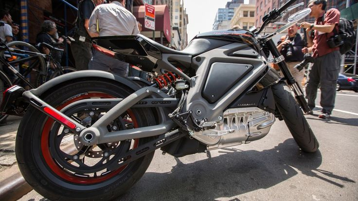 Harley-Davidson's electric motorcycle needs a few more years to power up