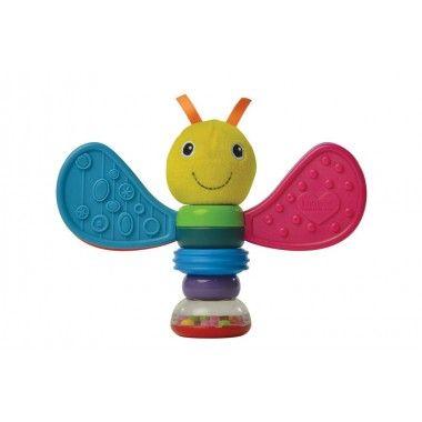 Lamaze Freddie Firefly Rattle