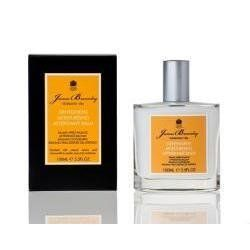 James Bronnley Aftershave Balm 100ml after shave lotion by Bronnley by Bronnley. $35.75. Please read all label information on delivery.. 100 ml after shave lotion. Country of origin: England. Easily absorbed naturally hydrating formula enriched with natural Arnica to tone and soothe. Chamomile extract has been blended for superior moisturisation. Lightly fragranced with fresh citrus and bergamot enhanced with aromatic herbs, cedar, and mosses.