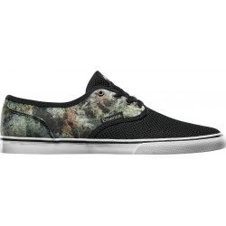 Chaussure Skate Emerica Wino Cruiser Black Green White
