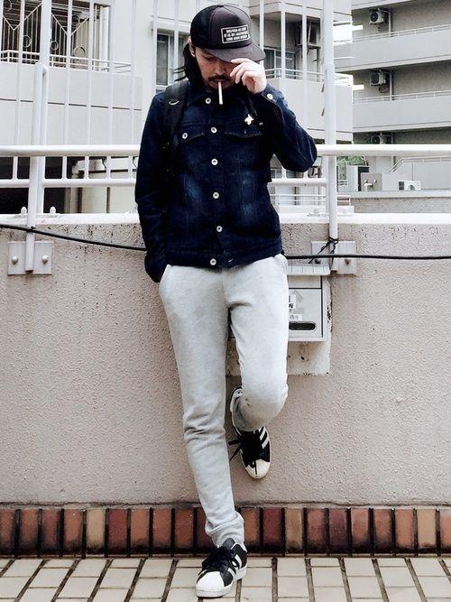 MasaakiOoueさんの「Sonny Label ジョグデニムGジャン(URBAN RESEARCH Sonny Label|アーバンリサーチサニーレーベル)」を使ったコーディネート