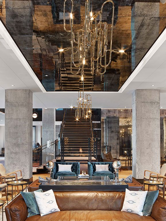 25 best ideas about hotel interiors on pinterest hotel for Hotel lobby design trends