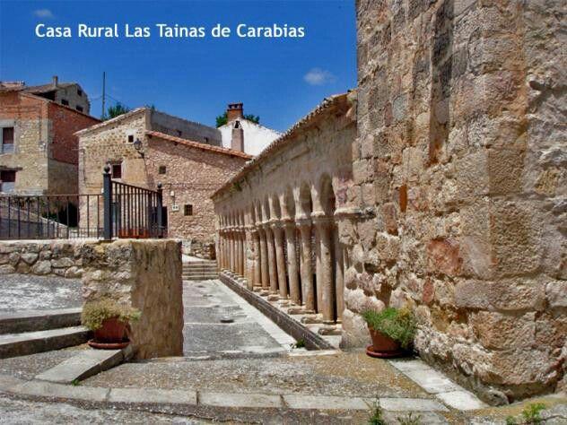 Casa rural en Carabas. Guadalajara. Spain.