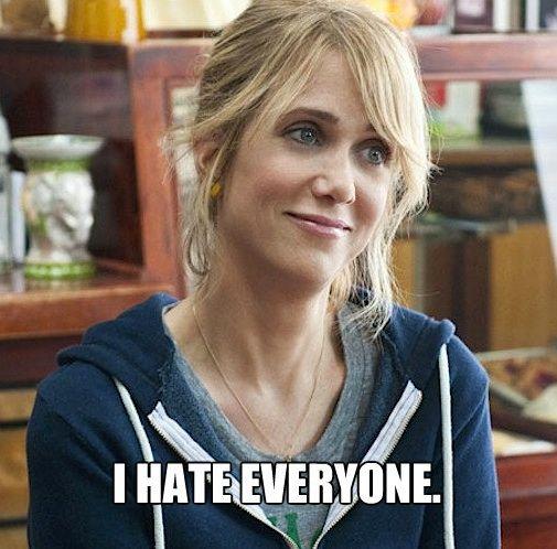 Kristen Wiig cracks me up