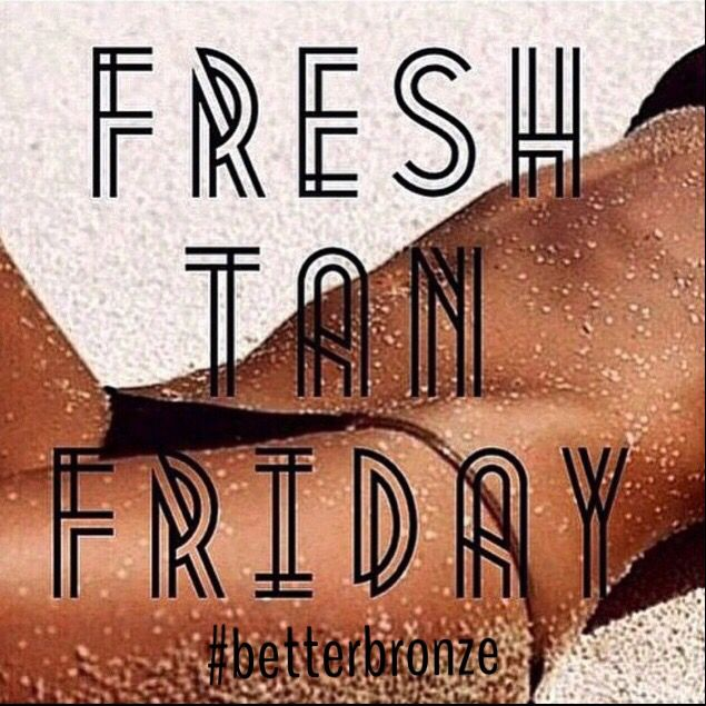 Get weekend ready with a custom airbrush tan from Airbrush Tanning by Colleen 304.675.0207