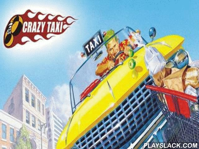 Crazy Taxi  Android Game - playslack.com , an intriguing imitator of about a crazy taxi rider. There are no traffic rules for him, he has only one goal - to take the traveler to the end as soon as accomplishable