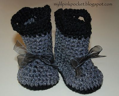 - super cute baby boot{ies} -